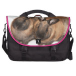 Happy Easter from The Easter Bunny With Roses Commuter Bags