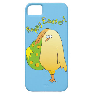 Happy Easter Funny Chick iPhone 5 Cases