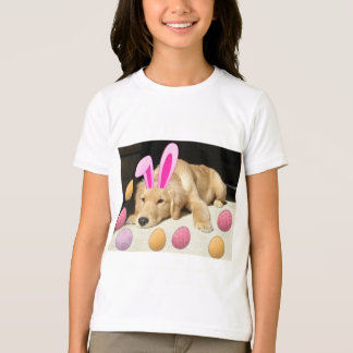 Happy Easter Golden Retriever T-Shirt