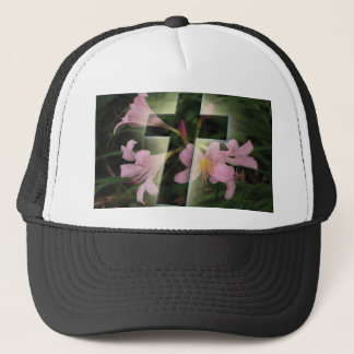 Happy Easter Green And Pink Trucker Hat