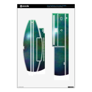 Happy Easter! - Green Egg PS3 Console Skins