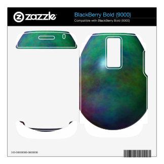 Happy Easter! - Green Egg BlackBerry Bold 9000 Skin