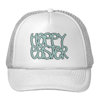 Happy Easter green Hat
