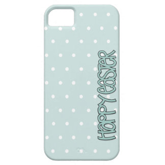 Happy Easter green iPhone 5 Case
