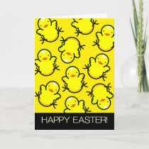 Happy Easter! Holiday Card