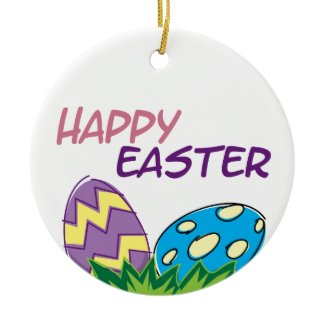 Happy Easter Home Decorations Christmas Ornament