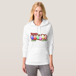 Happy Easter Hoodie for her