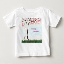 Happy Easter Infant's Tee