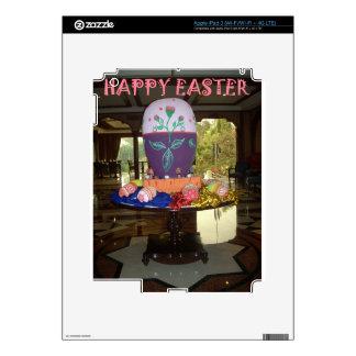 Happy Easter iPad 3 Decal