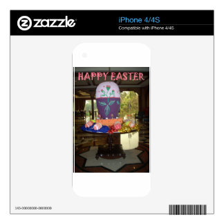 Happy Easter iPhone 4 Skins