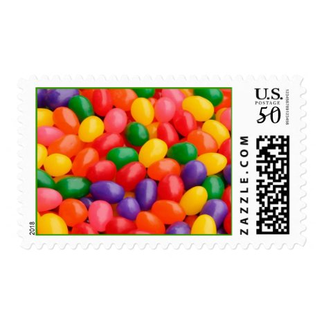 HAPPY EASTER JELLYBEANS STAMPS