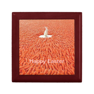 Happy Easter Jewelry Box
