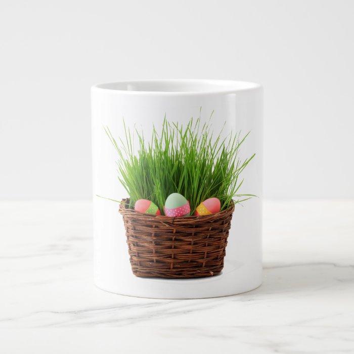 Happy Easter Jumbo Mug