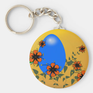 Happy Easter Key Chain