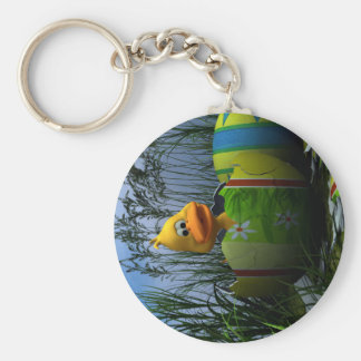 Happy Easter Keychain