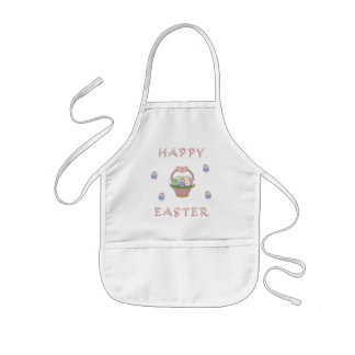 Happy Easter Kids' Apron
