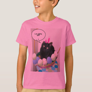 Happy Easter Kitty T-Shirt