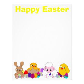 Happy Easter! Letterhead