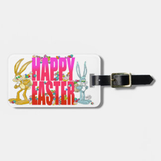 Happy Easter. Luggage Tag