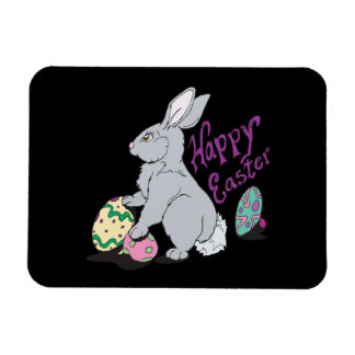 Happy Easter Magnet