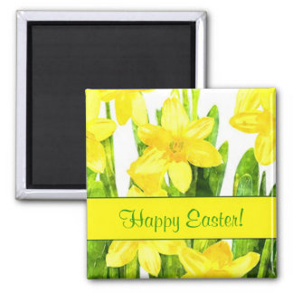 Happy Easter! Magnet