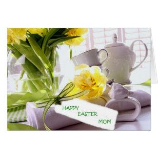 HAPPY EASTER MOM-U R SPECIAL EVERYDAY CARD