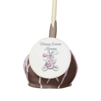 Happy Easter Mommy Cake Pops