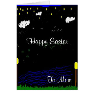 Happy Easter Mother Card