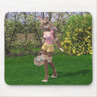 Happy Easter Mouse Pad