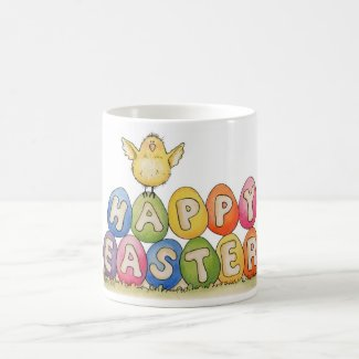 Happy Easter - Mug