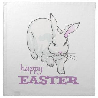 Happy Easter Napkins