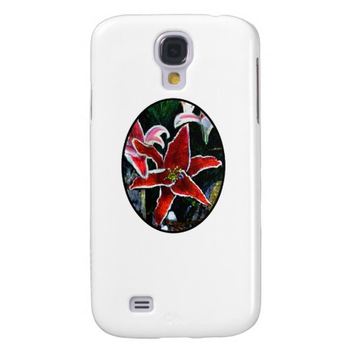 Happy Easter o Black 2 Tiger Lily The MUSEUM Zazzl Samsung Galaxy S4 Cases