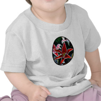 Happy Easter o Black 2 Tiger Lily The MUSEUM Zazzl T Shirts