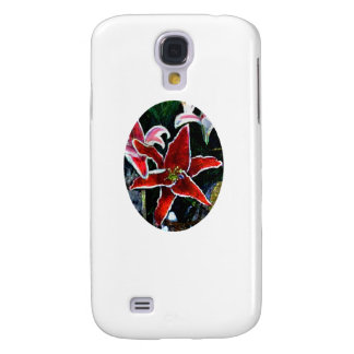 Happy Easter o Tiger Lily Samsung S4 Case