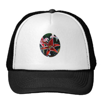 Happy Easter o Tiger Lily Trucker Hat