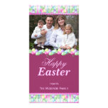 Happy Easter Photo Card Template