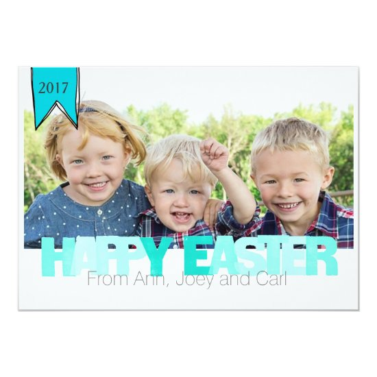 Happy Easter Photo Cards