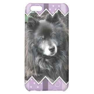 Happy Easter Photo-Paw Prints Case For iPhone 5C
