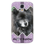 Happy Easter Photo-Paw Prints Galaxy S4 Cover