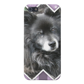 Happy Easter Photo-Paw Prints iPhone 5 Covers