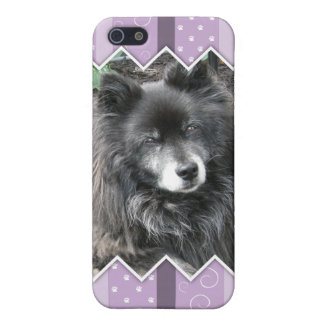 Happy Easter Photo-Paw Prints iPhone SE/5/5s Cover