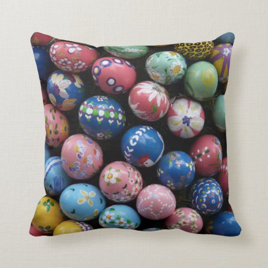 Happy Easter Pillow