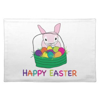 Cloth Easter Placemat