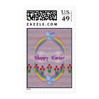 Happy Easter Stamps
