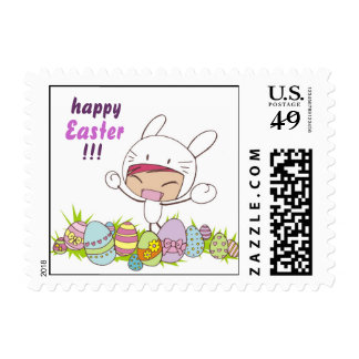 Happy Easter !!! Postage