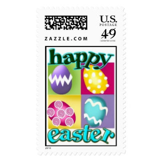 Happy Easter Postage