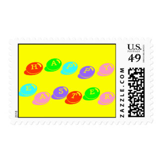 """""""Happy Easter"""" Postage"""