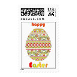 Happy Easter! Postage Stamp