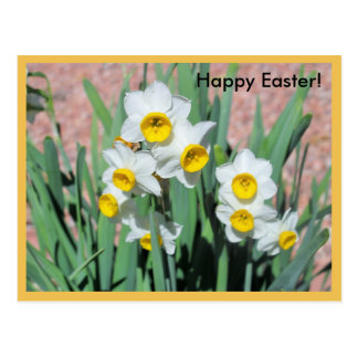 Happy Easter! Postcard