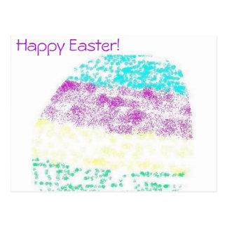 Happy Easter! - postcard